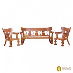 Mahagony Sofa Set