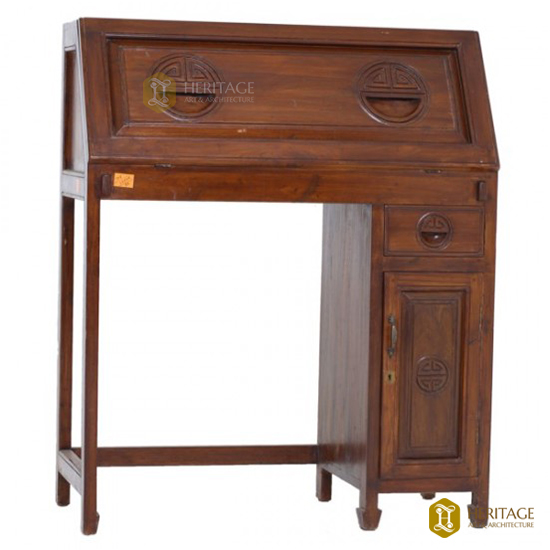 Antique Style Wooden Study Table