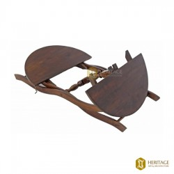 Traditional Folding Teapoy