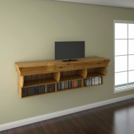 Wall Mounted TV Console