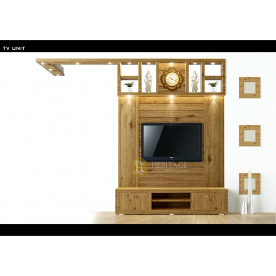 TV Shelf Unit