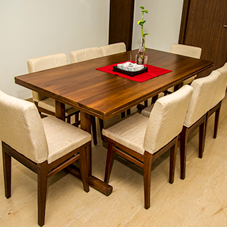 Dining-table​-heritage-arts